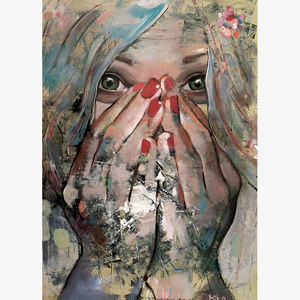 """""""Bliss"""" Limited edition giclée"""