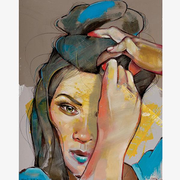 Modesty-Blaize Print