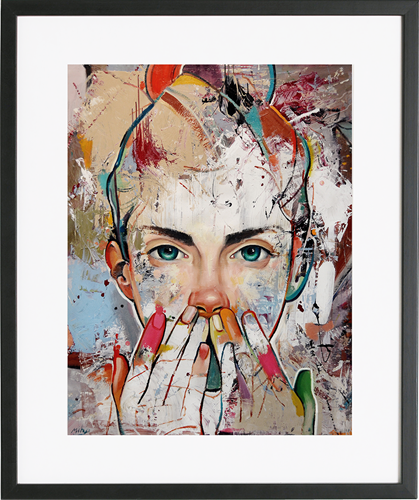 """Picture of 🔴 Limited edition """"Touch"""" [SOLD OUT] 100 prints."""