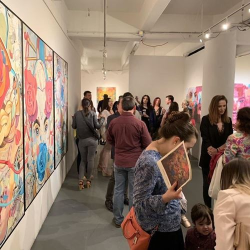 Picture of Exhibition New York 2019 - MC Gallery