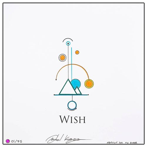 Picture of Wish 🟣 75 pieces