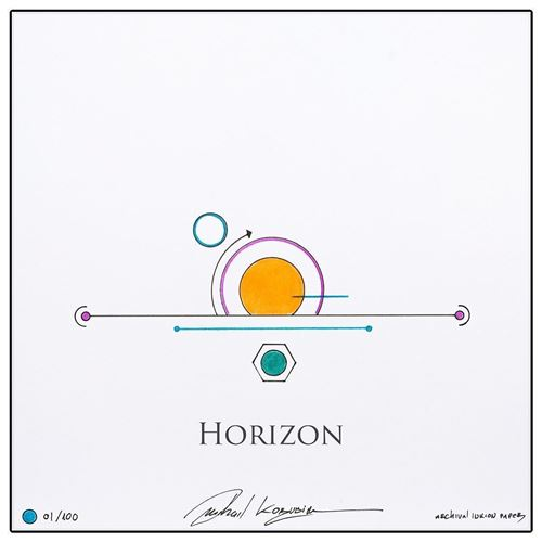 Picture of HORIZON 🔵  Limited - 100 pieces