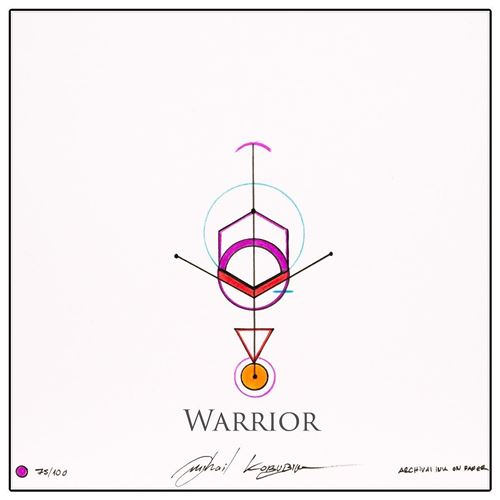 Picture of WARRIOR  🟣 Edition - Limited 75 pieces