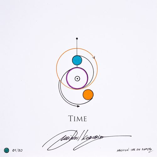 Picture of TIME 🟢 Edition - Limited 50 pieces.