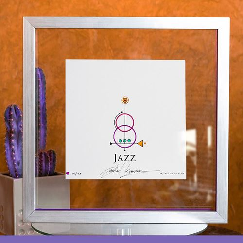 Picture of JAZZ 🟣 Edition - Limited 75 pieces